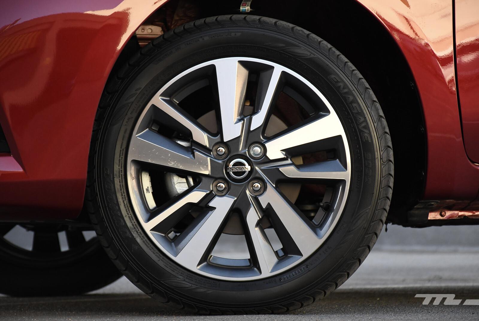 Foto de Nissan March 2021 (prueba) (18/34)