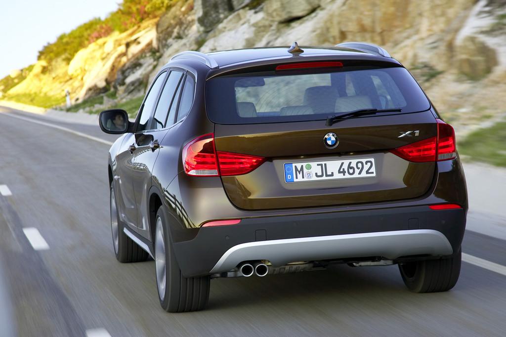 Foto de BMW X1 (79/120)