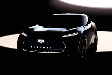 Infiniti adelanta su nuevo lenguaje de diseño para sus coches eléctricos