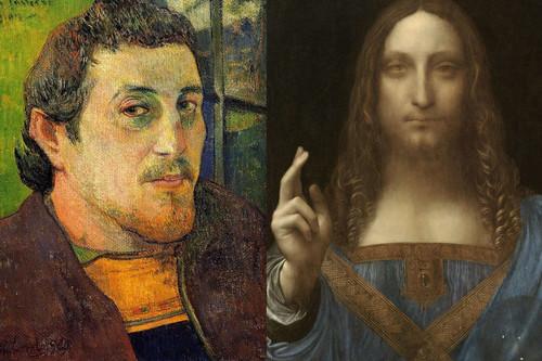 Miguel Ángel, Da Vinci o Chirico: diagnosticando las enfermedades de los genios a través de sus cuadros