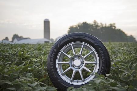 ¿Aceite de soya para construir neumáticos? Sí, Goodyear lo está haciendo