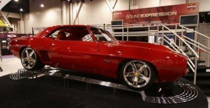 1969 Baldwin-Motion 540 Camaro SuperCoupe