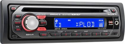 Radios para el coche de Sony