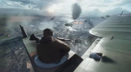 El primer tráiler de Battlefield 1 nos dibuja una sonrisa permanente. ¡Es la bomba!