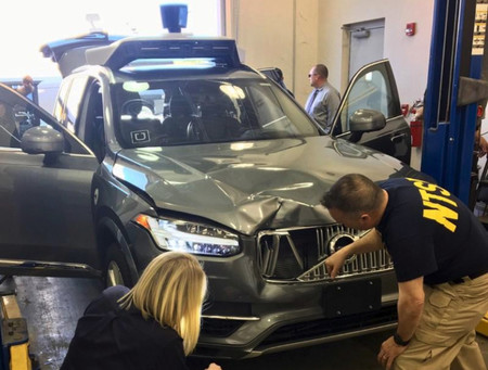 Uber Self Driving Car Failed To Recognize Pedestrian Brake U S Agency Reuters 2018 05 24 17 11 29