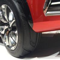 El neumático que propone Falken para híbridos y eléctricos es de todo menos convencional