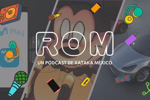 ROM #29: Disney por fin ve luz verde en México y Movistar también quiere una rebanada del pastel de Netflix