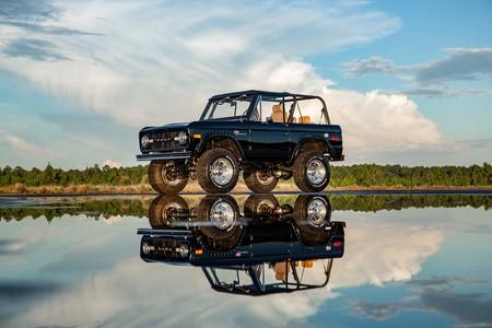 Ford Bronco Por Velocity Restorations 16