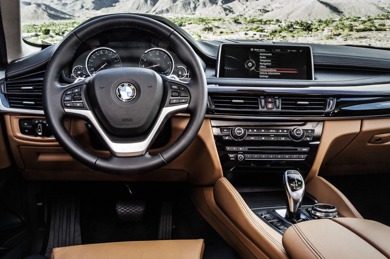 Foto de BMW X6 2014 (42/96)