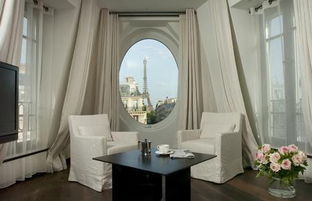 """El """"Radisson Blu Metropolitan Hotel"""" de París"""