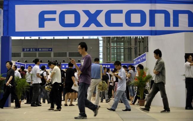 Foxconn Denies Strike Report