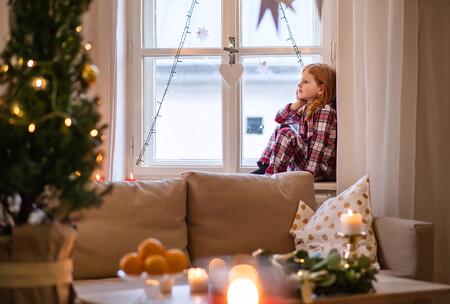 Cómo ayudar a los niños a afrontar su primera Navidad tras la pérdida de un ser querido