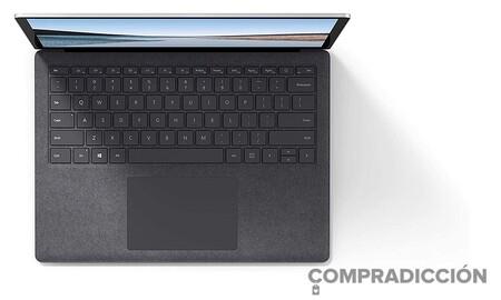 Este práctico portátil con pantalla táctil está a su precio más bajo hasta la fecha en Amazon: Microsoft Surface Laptop 3 por 699 euros