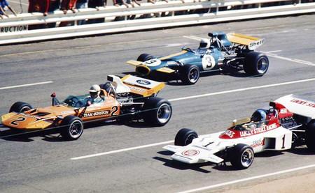 Campeonatos nacionales de Fórmula 1: Sudáfrica, dieciséis años de tradición