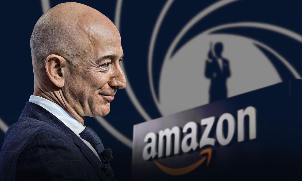 MGM Studios se queda finalmente en palmas de Amazon: James Bond saltará pronto al planeta del streaming