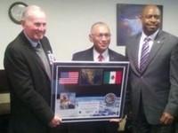 Agencia Espacial Mexicana firma convenio con la NASA