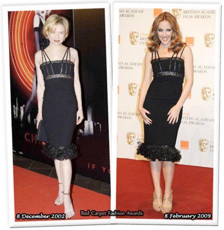 Vestido de Chanel Couture: ¿Reneé o Kylie?