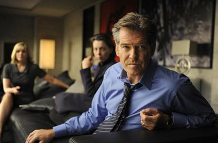 Pierce Brosnan en El escritor (The Ghost Writer)