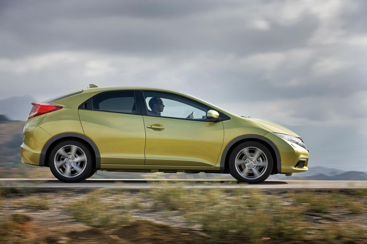 Foto de Honda Civic 2012 (125/153)