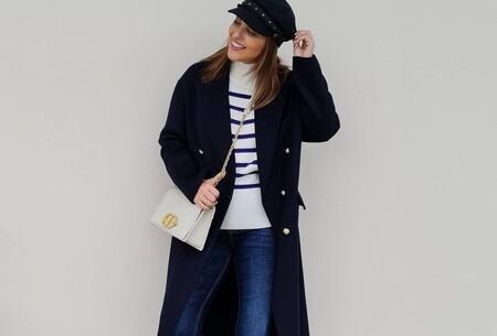 Paula Echevarría tiene el look marinero que podemos ponernos hoy y dentro de 10 años porque jamás pasa de moda