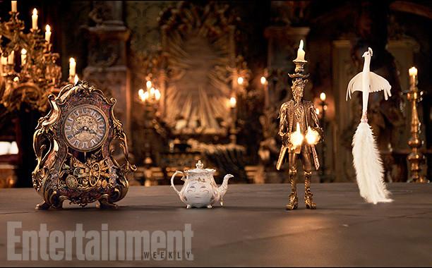 Foto de 'La bella y la bestia', imágenes oficiales con los protagonistas del remake de Disney (8/9)