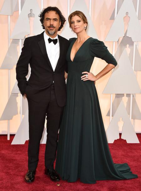 Maria Eladia Hagerman Alejandro Gonzalez Oscar 2015