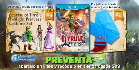 Reportan clientes de GamePlanet incumplimiento de entrega de DLC de Hyrule Warriors