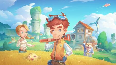 My Time At Portia es el décimo juego de la promoción navideña de Epic Games Store que ya está para descargar gratis