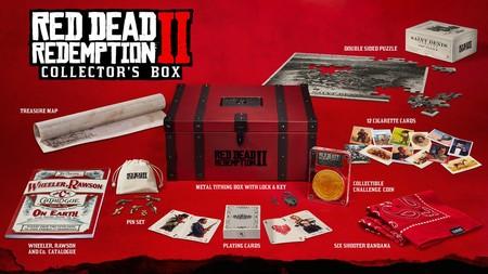 Red Dead Redemption 2 Caja Coleccionista