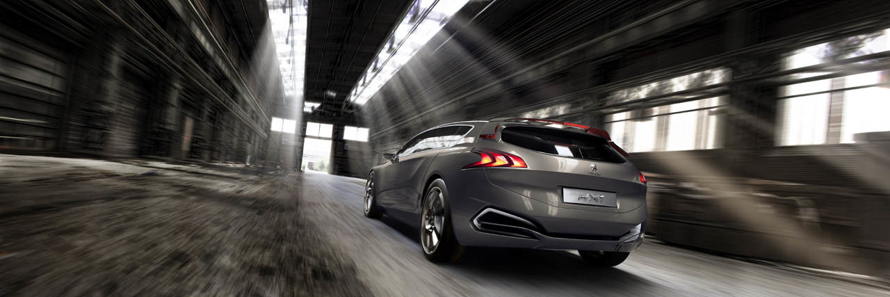 Foto de Peugeot HX1 (6/17)