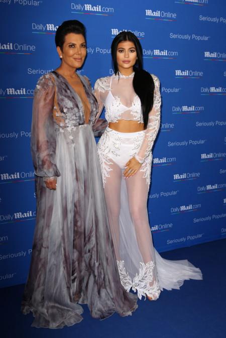Kylie Kim Kardashian Fiesta Daily Mail Cannes Lions 2015 2