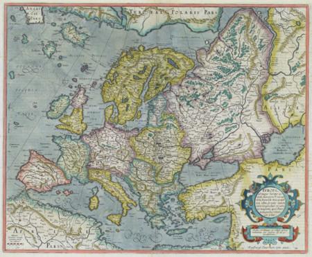 Europa 1633