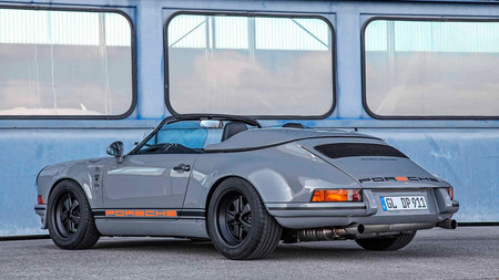Porsche 911 Speedster DP Motorsport