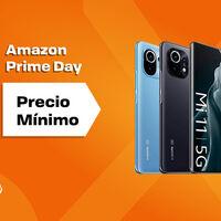Xiaomi Mi 11 5G al precio más bajo de su historia con motivo del Amazon Prime Day