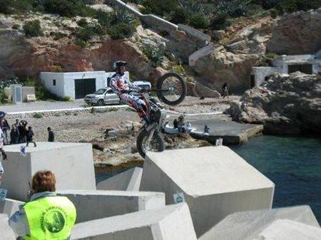 Adam Raga vence la segunda cita del Campeonato de España de Trial