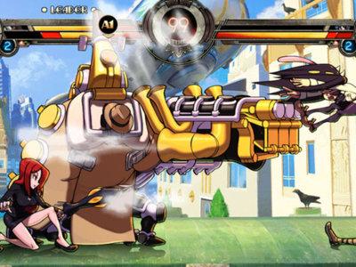 Skullgirls 2nd Encore llegará mañana a Steam en forma de DLC