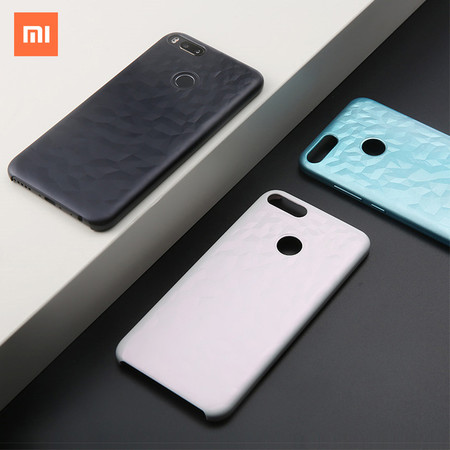 Funda oficial Xiaomi Textured Hard Case para el Mi A1 por sólo 6,89 euros y envío gratis