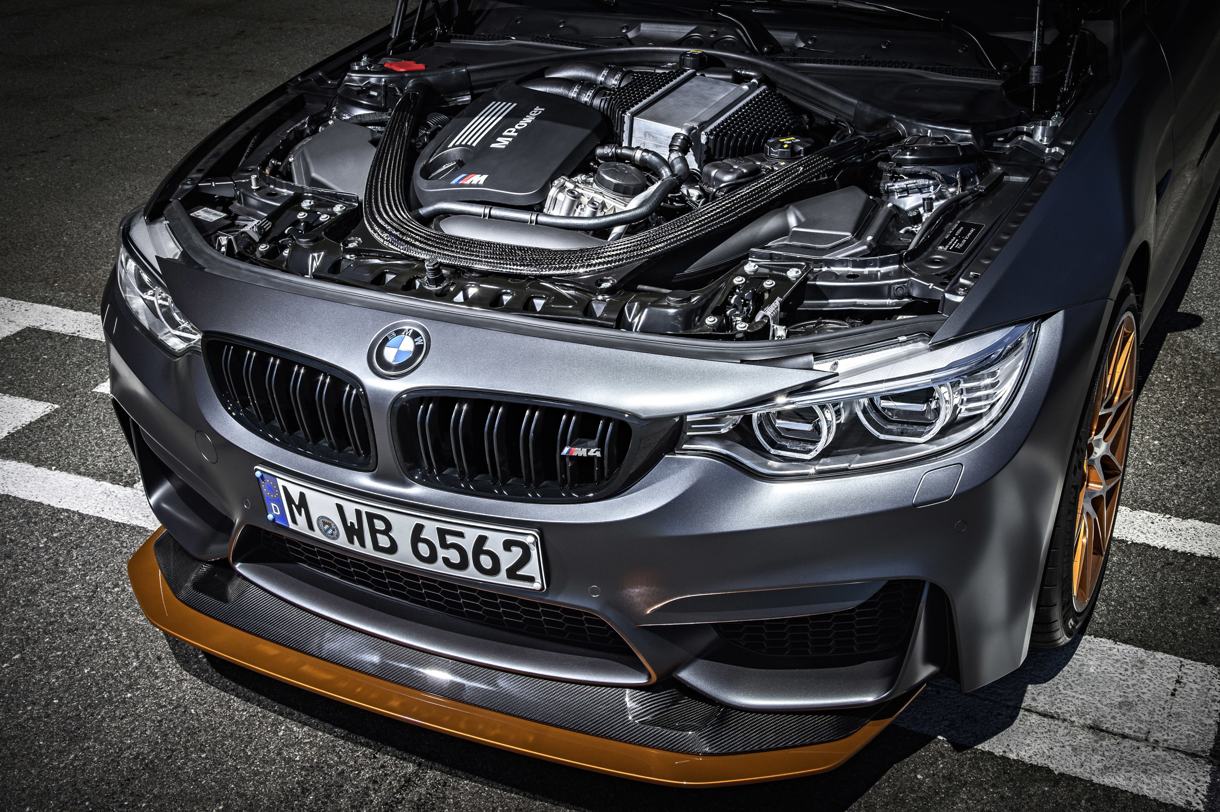 Foto de BMW M4 GTS (3/54)