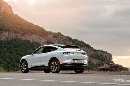 Las entregas del Ford Mustang Mach-e se retrasan seis semanas. Es la nueva víctima de la crisis de los microchips