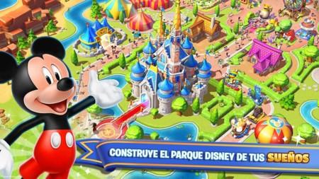 Disney Magic Kingdoms, construye tu propio parque de atracciones con lo nuevo de Gameloft