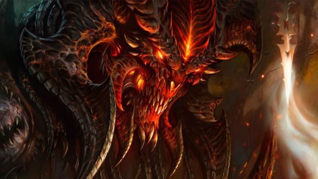 Diablo III Epic Wallpaper