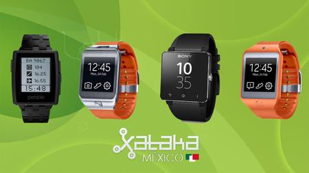 Samsung Gear 2 y Gear 2 Neo contra la competencia