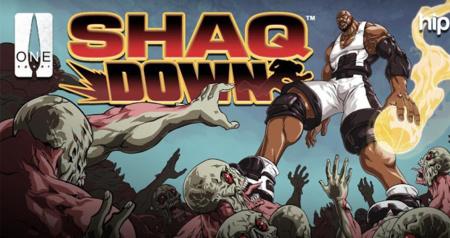 Shaquille O'Neal vuelve a probar suerte en el mundo de los videojuegos con ShaqDown