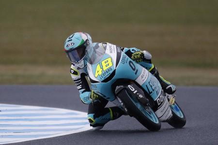 Lorenzo Dalla Porta gana el mundial de Moto3 a lo grande con un triunfo imperial en Phillip Island