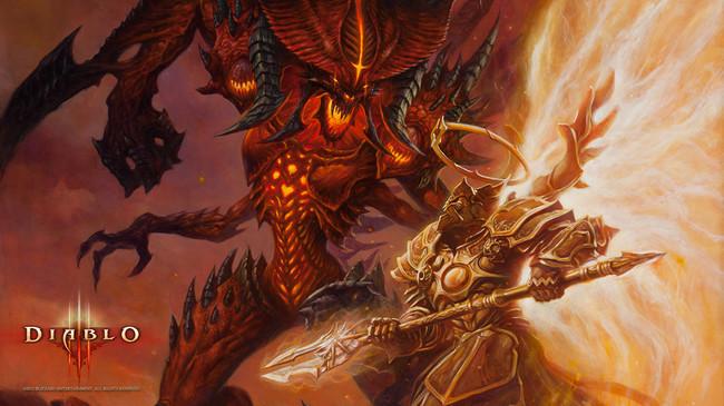 Diablo 3 Fondo