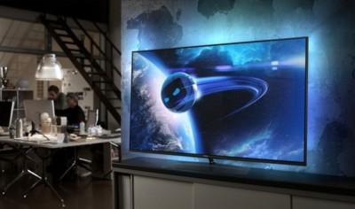 Philips Elevation TV, con un espectacular Ambilight de cuatro lados