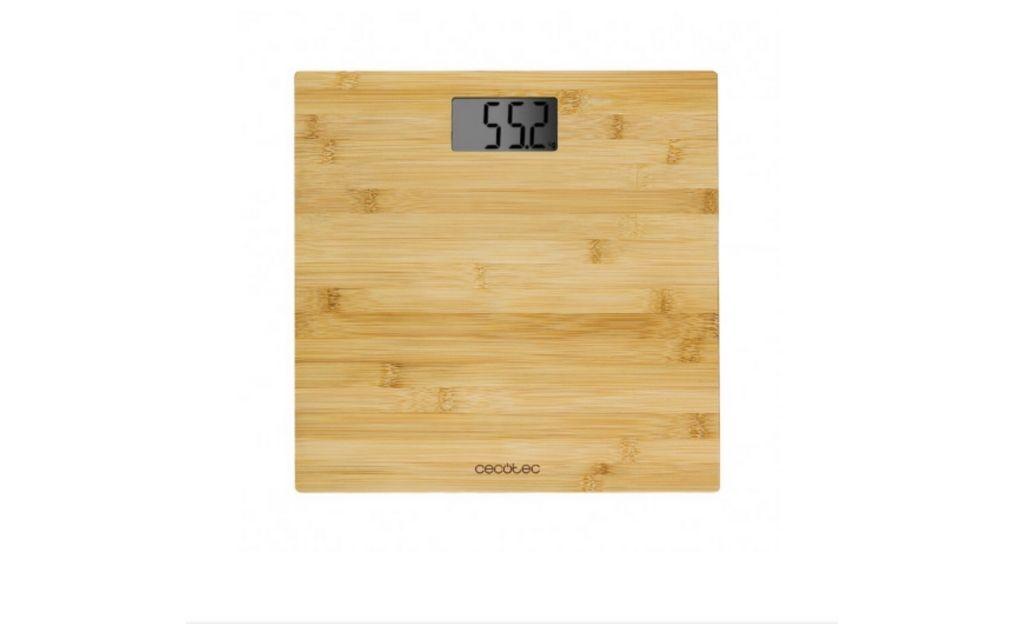 SURFACE PRECISION 9300 HEALTHY - Báscula de baño digital precisa