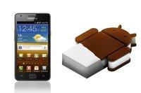 Llega Android 4.0 Ice Cream Sandwich para el Samsung Galaxy SII