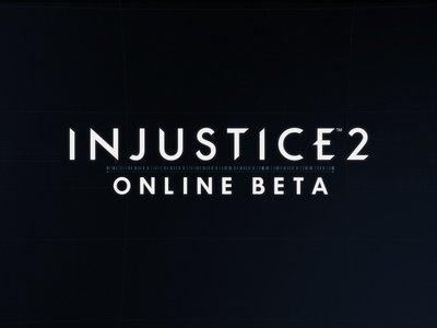 Abiertas las inscripciones para la beta de Injustice 2 en PS4 y Xbox One