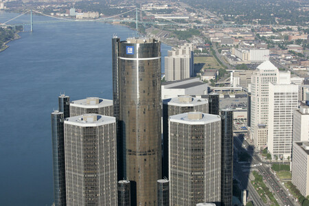 General Motors estrena logotipo
